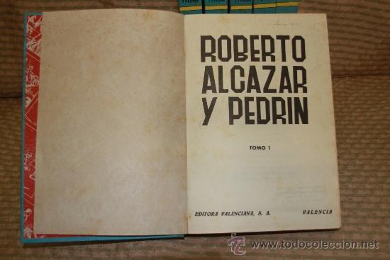 Tebeos: 2248- LOTE DE 120 NUMEROS ENCUADERNADOS EN 6 TOMOS. EDIT. VALENCIANA. 1976/1978. - Foto 3 - 35241805