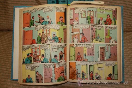Tebeos: 2248- LOTE DE 120 NUMEROS ENCUADERNADOS EN 6 TOMOS. EDIT. VALENCIANA. 1976/1978. - Foto 5 - 35241805