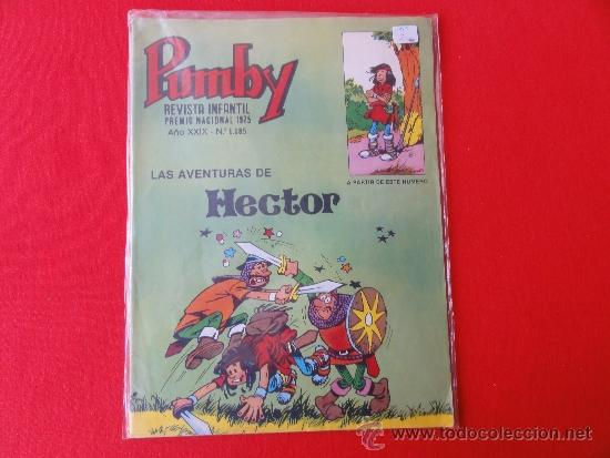 PUMBY 1185 (Tebeos y Comics - Valenciana - Pumby)