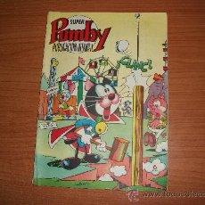 Tebeos: SUPER PUMBY Nº 47 ORIGINAL EDITORIAL VALENCIANA . Lote 35383900