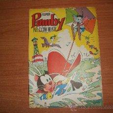 Tebeos: SUPER PUMBY Nº 63 ORIGINAL EDITORIAL VALENCIANA . Lote 35383964