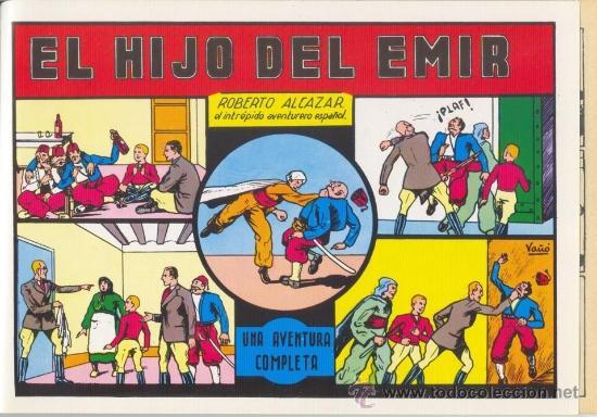 Tebeos: Roberto Alcazar y Pedrin - Tomo 3 Nº 9 a 12. Editora Valenciana 1981 - Foto 5 - 35385983