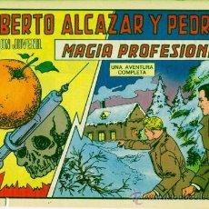 Tebeos: ROBERTO ALCÁZAR Y PEDRÍN. MAGIA PROFESIONAL. Nº 1204 EDIVAL S.A. 1975. Lote 35386186