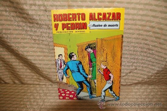 Tebeos: 2329- ROBERTO ALCAZAR Y PEDRIN. 2ª EPOCA. LOTE DE 94 COMICS. - Foto 3 - 35392722