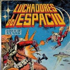 BDs: LUCHADORES DEL ESPACIO, LA SAGA DE LOS AZNAR, Nº 10. Lote 35423692