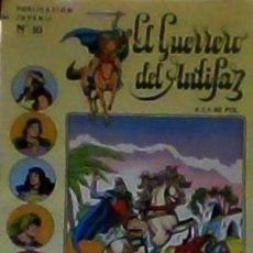 Tebeos: EL GUERRERO DEL ANTIFAZ Nº 10 SERIE INEDITA. Lote 46651298