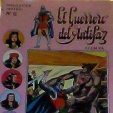 Tebeos: EL GUERRERO DEL ANTIFAZ Nº 11 SERIE INEDITA. Lote 111905590
