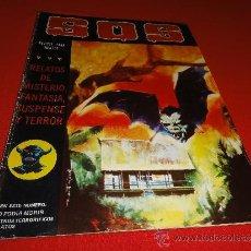 Livros de Banda Desenhada: SOS Nº 13. 2ª EPOCA. NO PODIA MORIR. Lote 37635256
