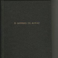 Tebeos: EL GUERRERO DEL ANTIFAZ.TOMO 2 RECOPILANDO NUMEROS 21 AL 40. Lote 35618839