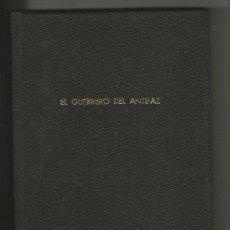 Tebeos: EL GUERRERO DEL ANTIFAZ.TOMO 3 RECOPILANDO NUMEROS 41 AL 60. Lote 35619095