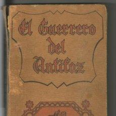 Tebeos: EL GUERRERO DEL ANTIFAZ.TOMO 1 RECOPILANDO 20 NUMEROS. Lote 35618727