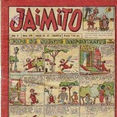 Tebeos: LOTE DE 11 EJEMPLARES JAIMITO - AÑOS 50/60 (TAMBIEN SUELTOS,VER DETALLE). Lote 35513072