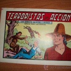 Tebeos: ROBERTO ALCAZAR Y PEDRIN Nº 163 EDICION 1981 EDITORIAL VALENCIANA . Lote 35521460