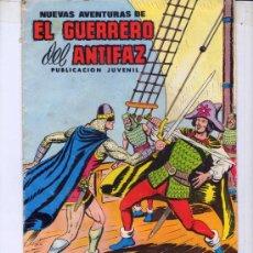 Tebeos: NUEVAS AVENTURAS DEL GUERRERO DEL ANTIFAZ Nº 64 AÑO 1980 EL PIRATA CELESTINE. Lote 35525564
