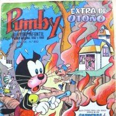 Tebeos: PUMBY Nº 882 EXTRA DE OTOÑO. Lote 35539581