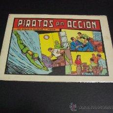 Tebeos: ROBERTO ALCAZAR Y PEDRIN - Nº 154 - PIRATAS EN ACCION - ED. VALENCIANA. Lote 35588850
