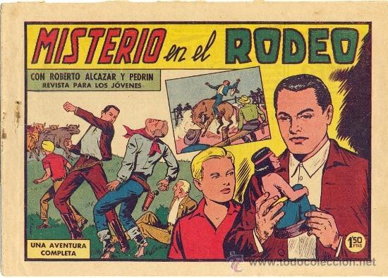 ROBERTO ALCÁZAR Y PEDRÍN Nº 420 (Tebeos y Comics - Valenciana - Roberto Alcázar y Pedrín)