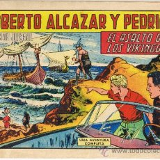 Tebeos: ROBERTO ALCÁZAR Y PEDRÍN - Nº 835 - EL ASALTO DE LOS VIKINGOS - AÑO 1968. Lote 35618597