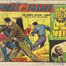 Tebeos: ROBERTO ALCÁZAR Y PEDRÍN - Nº 560 - SOMBRAS DEL PASADO - AÑO 1963. Lote 194700383