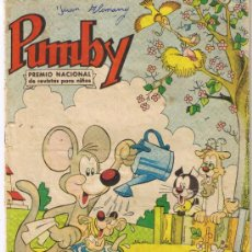 Tebeos: PUMBY - Nº 344 - AÑO X. Lote 35653231