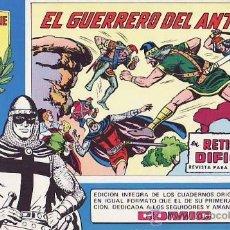 Tebeos: EL GUERRERO DEL ANTIFAZ. 98 VOLS. HOMENAJE A M. GAGO. COLECCIÓN COMPLETA.. Lote 35690717