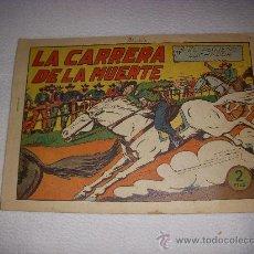 Tebeos: EL PEQUEÑO LUCHADOR Nº 110, DE 2 PTAS, EDITORIAL VALENCIANA. Lote 35781199