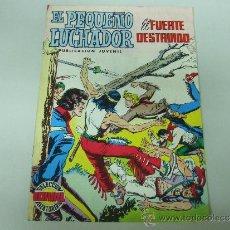 Tebeos: EL PEQUEÑO LUCHADOR. EL FUERTE DESTRUIDO. Nº 35. EDICIONES VALENCIANAS 1977. Lote 35800375