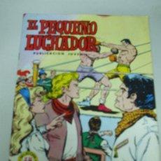 Tebeos: EL PEQUEÑO LUCHADOR. EL CAMPEON DE ARIZONA. Nº 82. Lote 35800407