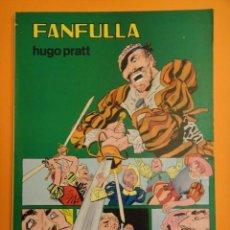 Tebeos: COLECCION PILOTO Nº 6 FANFULLA . POR HUGO PRATT 1983 ... Lote 35847751