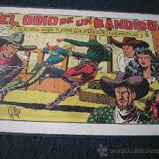 Tebeos: EL PEQUEÑO LUCHADOR Nº 34. EL ODIO DE UN BANDIDO, ORIGINAL, GRANDES. Lote 35885842