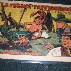 Tebeos: EL PEQUEÑO LUCHADOR Nº 36. LA JUGADA DE TORO ORGULLOSO. Lote 35929771