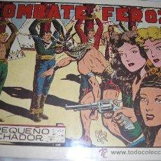 Tebeos: EL PEQUEÑO LUCHADOR Nº 43. COMBATE FEROZ. Lote 36030466
