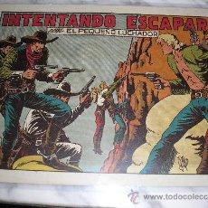 Tebeos: EL PEQUEÑO LUCHADOR Nº 46. INTENTANDO ESCAPAR. Lote 36030718