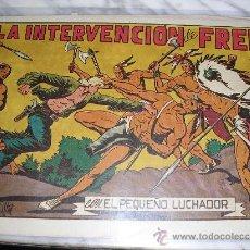 Tebeos: EL PEQUEÑO LUCHADOR Nº 47. LA INTERVENCIÓN DE FRED. Lote 36052325