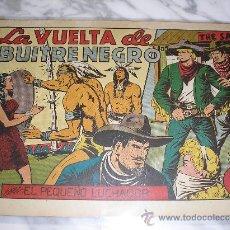 Tebeos: EL PEQUEÑO LUCHADOR. Nº 54 LA VUELTA DE BUITRE NEGRO. Lote 36055594