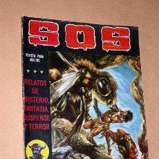 Tebeos: SOS Nº 23, SEGUNDA ÉPOCA. EDGAR, MORENO CASARES, EDUARDO VAÑO. VALENCIANA, 1981. +++. Lote 36406834