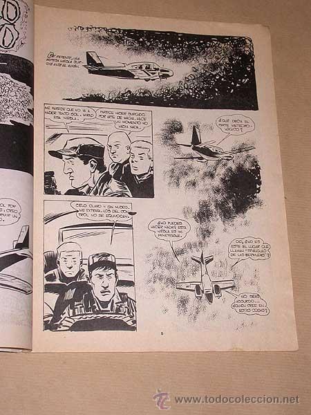 Tebeos: SOS Nº 23, SEGUNDA ÉPOCA. EDGAR, MORENO CASARES, EDUARDO VAÑO. VALENCIANA, 1981. +++ - Foto 2 - 36406834