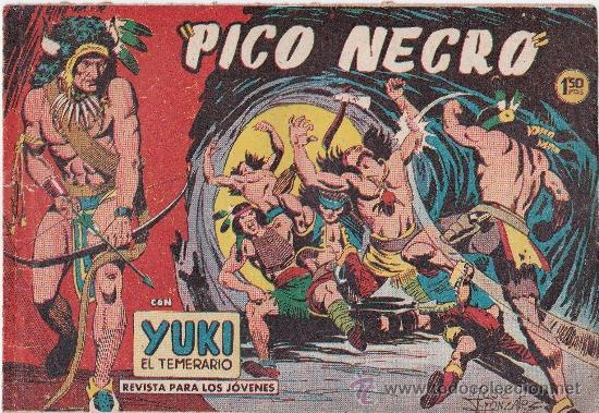 Tebeos: Lote de 9nºs de Yuki el Temerario - Foto 3 - 36345184