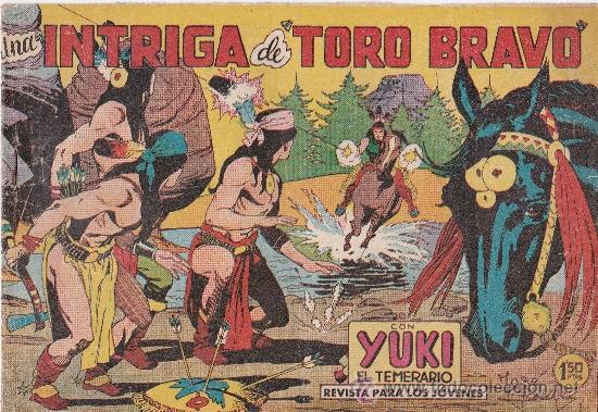 Tebeos: Lote de 9nºs de Yuki el Temerario - Foto 4 - 36345184