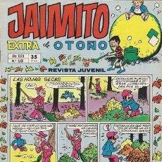 Tebeos: JAIMITO (EXTRA DE OTOÑO 1977). Lote 36356491