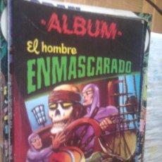 Tebeos: ALBUM EL HOMBRE ENMASCARADO Nº 2 1980 D50. Lote 36481505