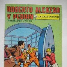 Tebeos: ROBERTO ALCAZAR Y PEDRIN, EN LA CAJA FUERTE. 2ª EPOCA, Nº 34. EDITORIAL VALENCIANA. Lote 36506317