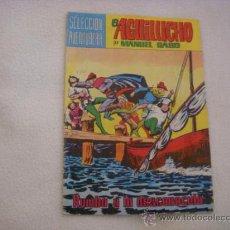 Tebeos: EL AGUILUCHO Nº 19, SELECCIÓN AVENTURERA, EDITORIAL VALENCIANA. Lote 36615774