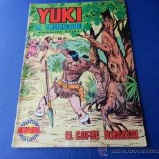 Tebeos: YUKI EL TEMERARIO NUM. 16 - VALENCIANA 1976. Lote 36572815