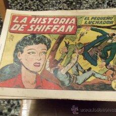 Tebeos: EL PEQUEÑO LUCHADOR 21 X 30 -Nº 183-ORIGINAL-. Lote 36676220