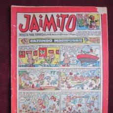 Tebeos: JAIMITO Nº 445. EDITORIAL VALENCIANA. 1958 . Lote 36733060