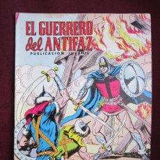 Tebeos: EL GUERRERO DEL ANTIFAZ Nº 284. AB-SUND, EL SANGUINARIO. EDITORIAL VALENCIANA. 1977. Lote 36752970