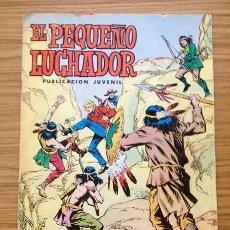 Tebeos: EL PEQUEÑO LUCHADOR - CÓMIC Nº 13 CERCADOS EN LA MONTAÑA. Lote 36756768