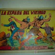 Tebeos: ROBERTO ALCAZAR Y PEDRIN, LA ESPADA DEL VIKINGO, NÚMERO 471.. Lote 36763776