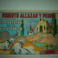 Tebeos: ROBERTO ALCAZAR Y PEDRIN, EL FANTASMA DE LA VIEJA ERMITA, NÚMERO 904.. Lote 36763883